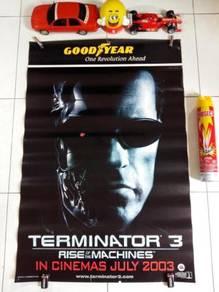 Poster TERMINATOR 3 Limited Edition Ori 2003 02
