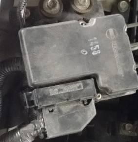 Repair abs module