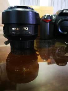 Nikon Nikkor 35mm 1.8G DX