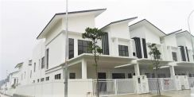 WTS: 2 Storey Terrace End Lot Lunaria Resort Homes Bandar Sri Sendayan