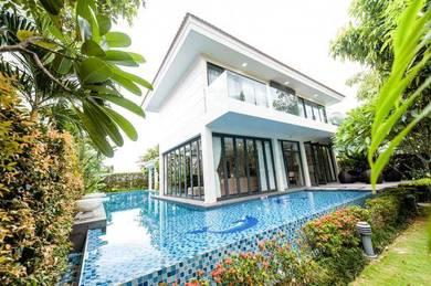 FOR SALE-Luxury Double Storey Luxurious Bangalow, Bukit Jalil