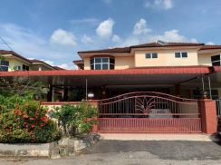 BELOW MV FULL FURNISHED Double Storey Semi D in Taman Batik Mydin