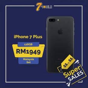 Apple Iphone 7 Plus [128GB] - Ori MY Set
