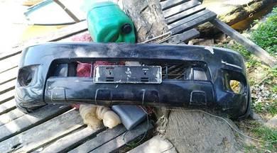 Bumper and grill standard vigo 2007