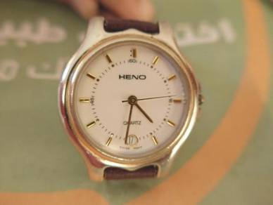 Heno Quartz Watch