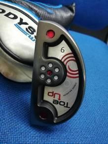 Golf Odyssey Toe Up no 9 Putter 35 inch