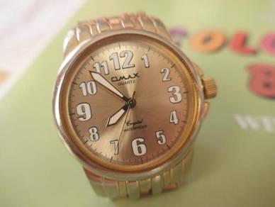 Omax Quartz Watch