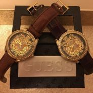 Original GUESS couple watch for one price