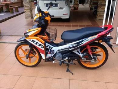 Honda dash 110cc