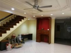 Taman Cheras Hatamas Hartamas 2 Sty Partly Renovated Furnished