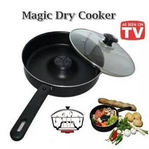 Magic dry cooker