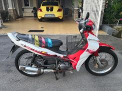 Yamaha Lagenda 110Z LC 135