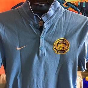 T shirt polo harimau malaya
