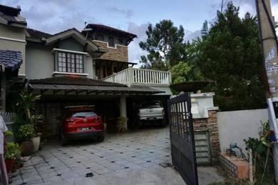 END LOT Terrace House Jalan P1 Taman Melawati Kuala Lumpur