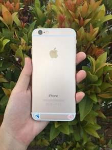 Iphone 6 64gb gold fullset
