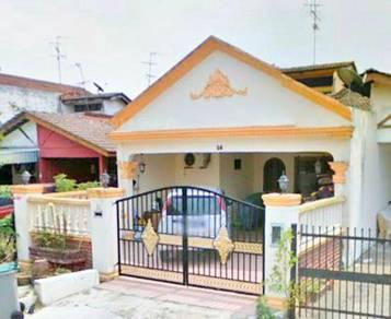 Rumah BUMI LOT di TMN RINTING SIAP EXTENDED dan RENOVASI, 1625SQFT !!!