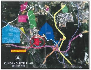 186 Acres Township Development Land In Kundang Jaya, Selangor