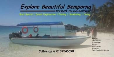 Boat Sewa