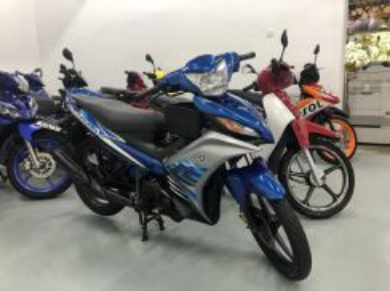 Yamaha lc135 2014