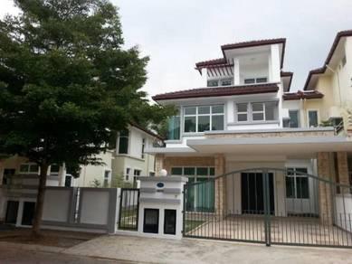 2.5 Storey Semi D House Taman Zen Park Cheras 6R6B 40X80 Freehold