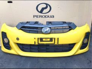 Bumper Perodua Myvi Lagi Best Se Yellow Original