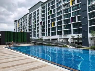 Jazz Suites 4 at Viva City Megamall, Jln Wan Alwi