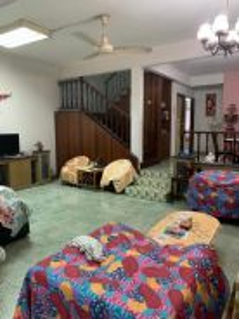 Double Storey Terrace House for SALE (KEPONG BARU)