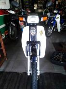 Honda ex5 power
