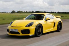 Porsche 981 Cayman GT4 Type Conversion Bumper (PP)