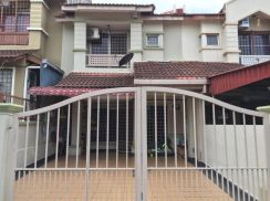 Double Storey House Taman Desa Bukit Cahaya Cheras Freehold