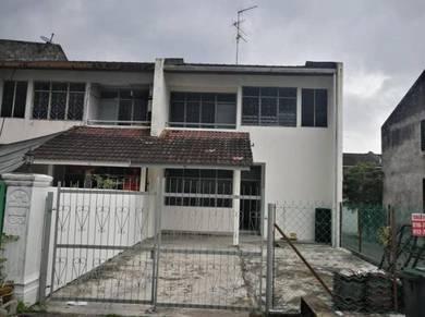 Taman Johor Jaya,Keembong Double Storey house For Rent
