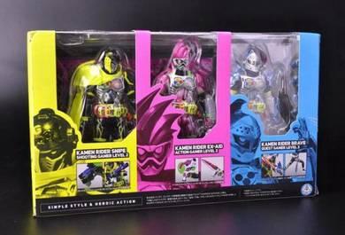 Bandai EX-AID Kamen Rider Snipe Brave LV2