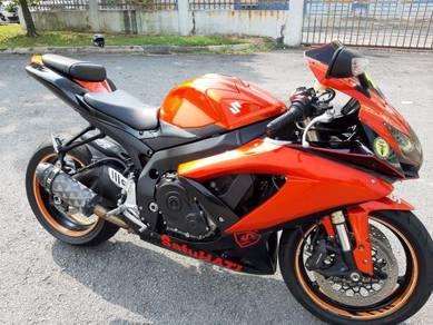 Superbike Suzuki K9 GSX-R 600 cc BIGBIKE Murah