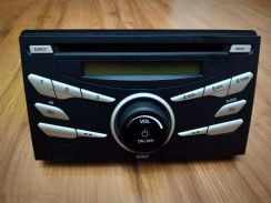 Radio Perodua Axia