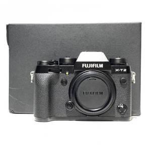 Fujifilm X-T2 XT2 Mirrorless Camera Body 99% New
