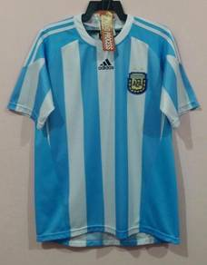 Jersey argentina 2010 fans version world cup