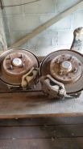 Disc brek blkg wira.satria.pcd 100 complete