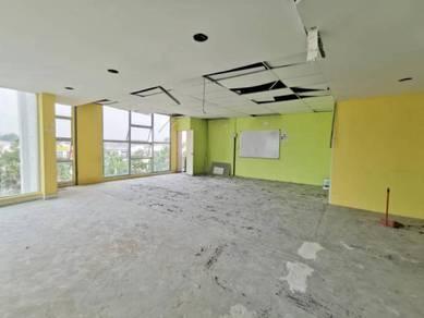 [CORNER 39x80] 1st Floor Office Jenjarom Taman Sri Jaromas near Tesco