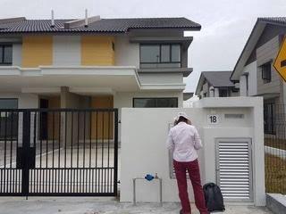 Corner Lot Double storey house [32'x70'] Bandar Mahkota Banting