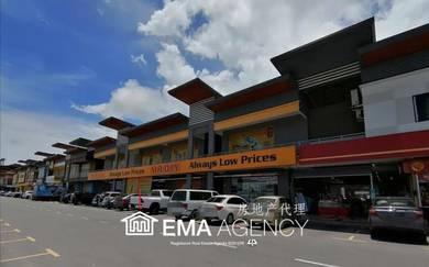 Benoni Commrcial Centre Ph2 / 2 storey Shoplots / Papar