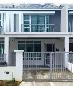 Scientex Senai Utama / New House / Near Main Road / Partial Furnished