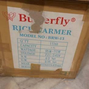 Butterfly Rice Warmer BRW13