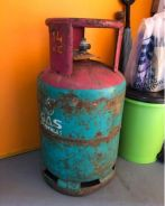 Tong gas 14kg
