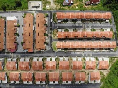 Zero Percent Downpayment Rumah Berkembar at Kuantan Balok Gebeng