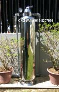 CNG Water StainleSS Steel Main Outdoor Filter Air