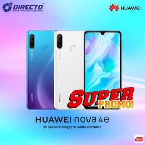 HUAWEI Nova 4E (6GB RAM/128GB/6.15