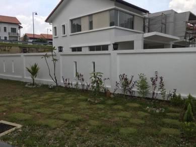 [FACING SOUTH] Fully Renovated Corner Superlink Bandar Kinrara 7