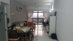 One Ampang Avenue condo,North point blk,ampang/Fully furnished