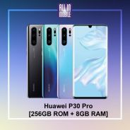 Huawei P30 Pro [256GB ROM 8GB RAM] Original MY Set