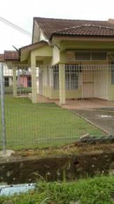 Rumah Teres Corner Lot Bernam Jaya